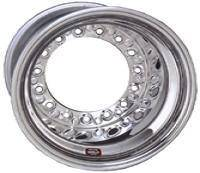 "Weld Wheels - Weld Racing Wide 5 XL Beadlock Wheels - Weld Racing - Weld Wide 5 XL Aluminum Inner Beadlock Wheel - 15"" x 14"" - 5"" Back Spacing"