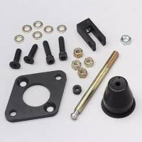 Master Cylinder Parts & Accessories - Wilwood Service Parts - Wilwood Engineering - Wilwood Tandem Master Cylinder Bracket Adapter Kit - Master Cylinder to Single Brake Pedal