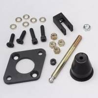 Master Cylinder Components - Master Cylinder Brackets - Wilwood Engineering - Wilwood Tandem Master Cylinder Bracket Adapter Kit - Master Cylinder to Single Brake Pedal
