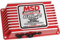 Ignition Systems - Ignition Boxes & Controls - MSD - MSD 6AL-2 Ignition Control