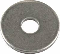 "Rivets - Back-Up Washers - Allstar Performance - Allstar Performance 1"" O.D. Steel 1/4"" Back-Up, Fender Washers (100 Pack)"
