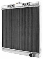 "Radiators & Accessories - Sprint Radiators - Allstar Performance - Allstar Performance Sprint Radiator - 20"" W x 22"" H x 2"" W"