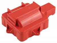 HEI Service Parts - Dust Covers - Allstar Performance - Allstar Performance HEI Coil Cover - Red
