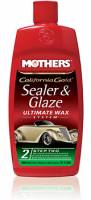 Car Care and Detailing - Car Wax & Polish - Mothers - Mothers® California Gold® Sealer & GlazeStep 2 - 16 oz.