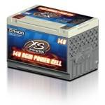 Ignition & Electrical System - XS Power Battery - XS Power Batteries 14V AGM Battery w/ Reinforced Case