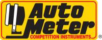 Auto Meter Products - Gauges & Gauge Panels - Fuel Pressure Gauge