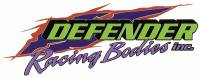 Defender Racing Bodies - Body Components - Dirt Modified
