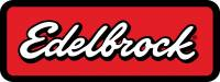 Edelbrock - Valve Covers & Accessories - Steel Valve Covers - SB Ford