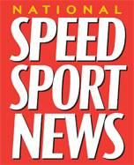 National Speed Sport News
