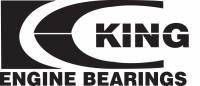 King Engine Bearings - Main Bearings - Main Bearings - SB Chevy