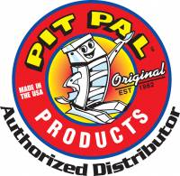 Pit Pal Products - Shelves - Helmet Shelves