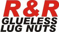 R&R Glueless Lug Nuts