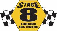 Stage 8 Locking Fasteners - Exhaust System - Header Parts & Accessories