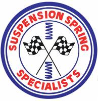 "Suspension Spring Specialists - Suspension Spring Front Coil Springs - Suspension Spring 5.0"" O.D. x 8.0"" Tall"