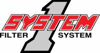 System 1 - Fittings & Hoses - Fuel System Fittings & Filters