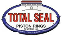 Total Seal - Piston Rings - Total Seal TS1 File-Fit Gapless Second Ring Piston Rings