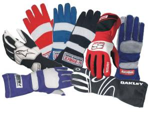 Safety Equipment - Racing Gloves