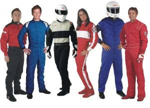 Safety Equipment - Racing Suits
