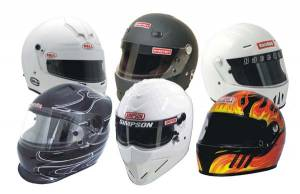 Safety Equipment - Helmets