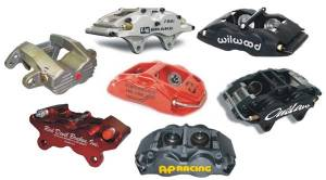 Brake System - Brake Calipers