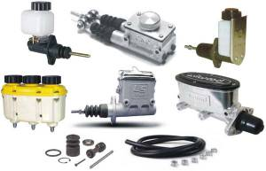 Brake System - Master Cylinders-Boosters and Components