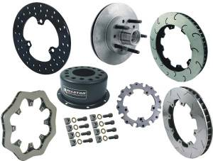 Brake System - Brake Systems And Components - Disc Brake Rotors