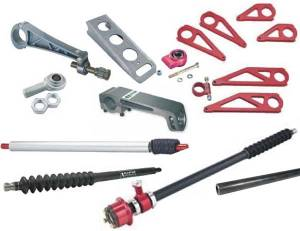 Chassis & Suspension - Steering Components - Steering Columns & Mounts