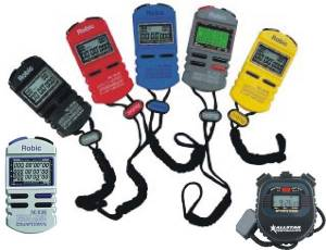 Tools & Pit Equipment - Timing & Scoring - Stopwatches
