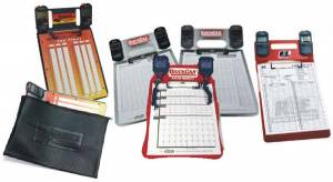 Tools & Pit Equipment - Timing & Scoring - Timing Clipboards