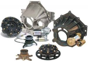 Drivetrain - Bellhousing & Clutch Kits