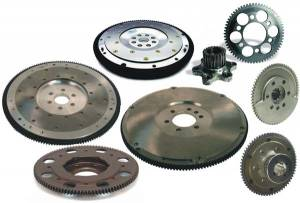 Drivetrain Components - Flywheels and Components