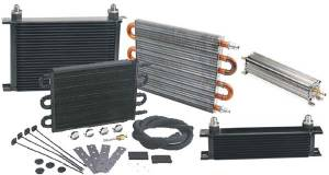 Transmission - Transmission Accessories - Oil Coolers - Transmission