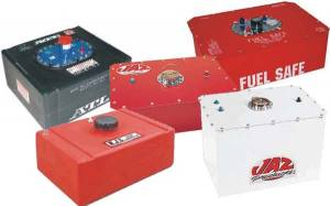 Air & Fuel System - Fuel Cells