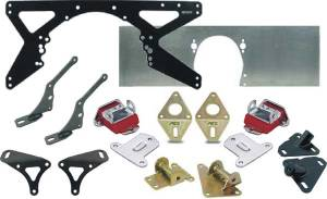 Engine Components - Motor Mounts & Mid-Plates