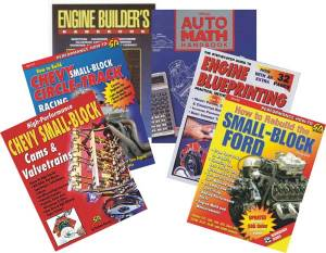 Books, Video & Software - Engine Books