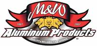 M&W Aluminum Products - Sprint Car Parts - Torsion Bars, Arms & Stops