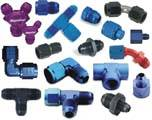 AN to AN Fittings & Adapters