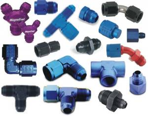 Fittings & Hoses - Adapters and Fittings - AN to AN Fittings and Adapters