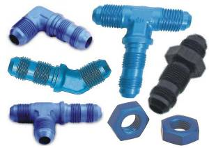 Fittings & Hoses - Adapters and Fittings - AN Bulkhead Fittings and Adapters