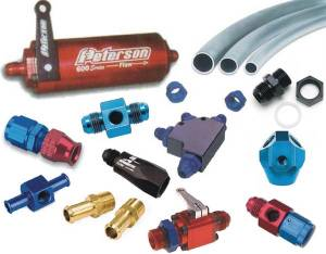Fuel System Fittings, Adapters and Filters