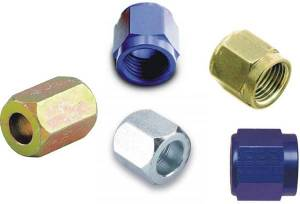 Fittings & Hoses - Adapters and Fittings - AN Tube Nuts