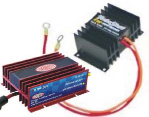 Electrical System - Voltage Step Down Boxes