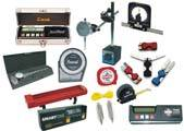 Measuring Tools & Levels