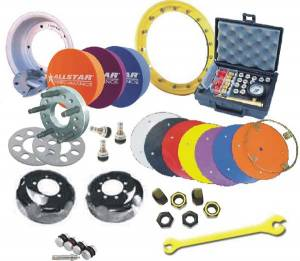Wheels and Tire Accessories - Wheel Parts & Accessories