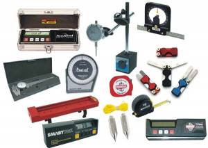 Tools & Equipment - Measuring Tools & Levels