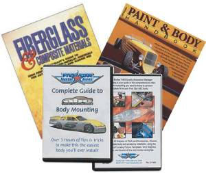 Books & Video - Body & Paint Books