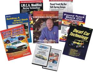 Books & Video - Chassis & Suspension Books