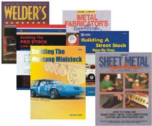 Books & Video - Fabrication Books
