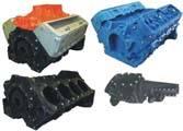 Plastic Replica Engines