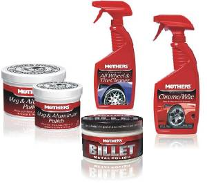 Paint & Finishing - Car Care and Detailing - Wheel Cleaners & Polish